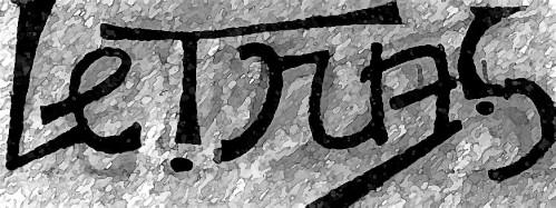 Ambigrama Letras-Ciencias