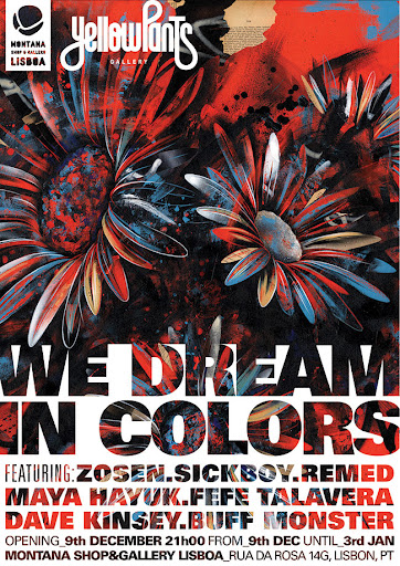 We Dream in Colors