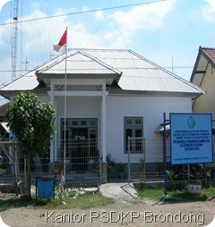 Kantor SATKER PSDKP Brondong