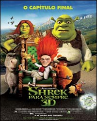 Download Filme Shrek Para Sempre Dublado e Legendado DVDRip 2010