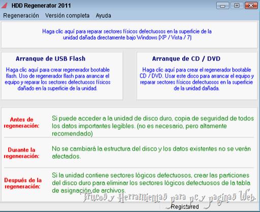 Trucos y Herramientas para pc y paginas Web.