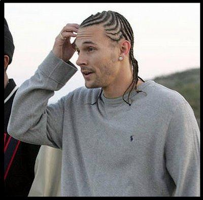 Cornrows Mullet by Kevin Federline