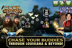 Screenshot of Duck Dynasty Slots