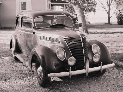 FS: 1938 Ford OEM chasis