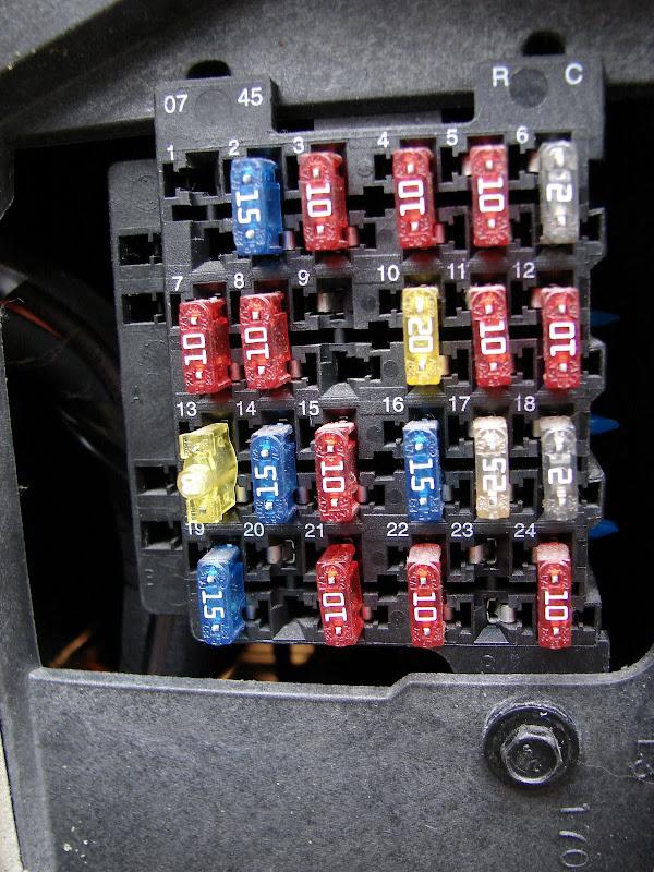 2000 Blazer Hvac Fan Q's Forum Chevy Forumsrhblazerforum: Location Of Blower Motor Relay Chevy Blazer At Gmaili.net