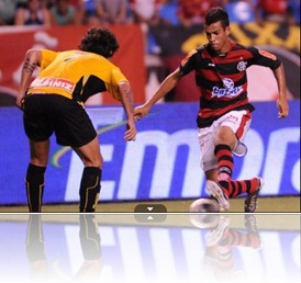 Flamengo 2 x 0 Volta Redonda - Vander - Ronaldinho gaucho 2011