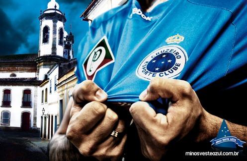 Cruzeiro Torcedor - 1440x900 Wide