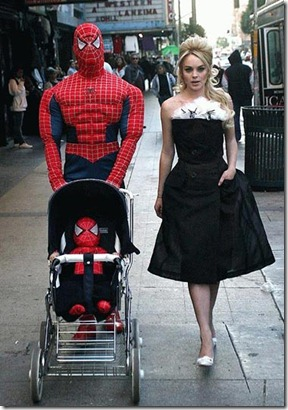 spidermanfamily
