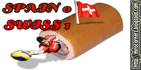 SWISS ROLL SPANIARD