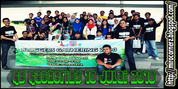 Gathering GB 2010