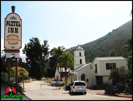 Motel pertama