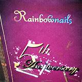 Rainbow Nails 5th Anniversary Party