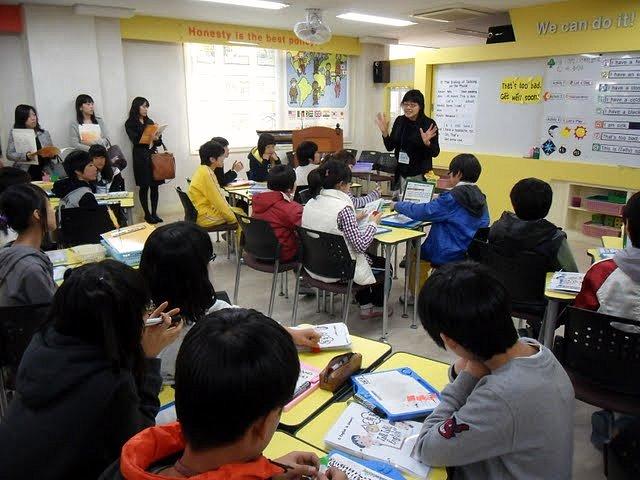 model schools in korea