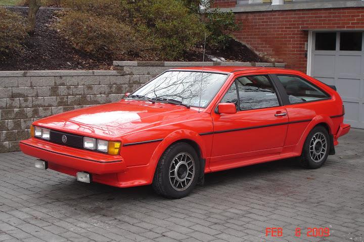VWVortex.com - FS: 1984 VW Scirocco II Wolfsburg, 188.7k Mi ...