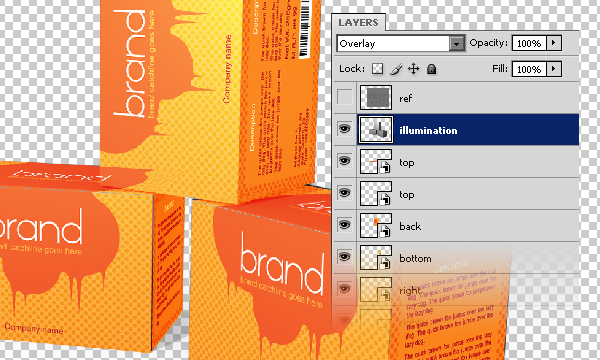 package design in blender