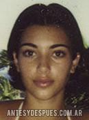 Kim Kardashian, 1994