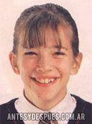 Luisana Lopilato, 1999