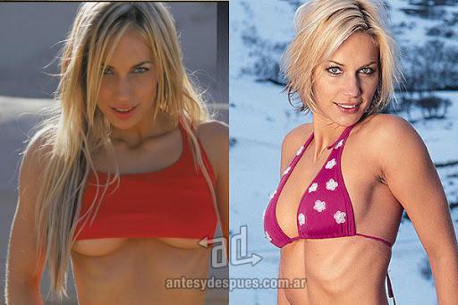 Antes y despues de Ingrid Grudke - Corte de pelo, nuevo look