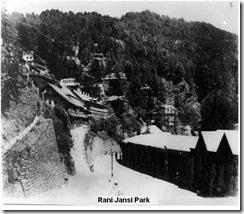 RANI JHANSI PARK