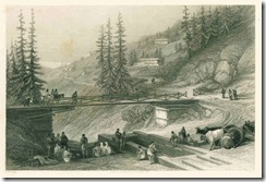 Simla, by David Roberts, 1845