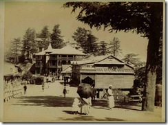 The Mall, an albumen photo, c.1880's _2