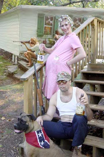 red necks