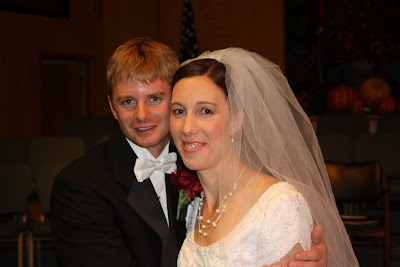 Jacob and I were married on November 7th, 2009!