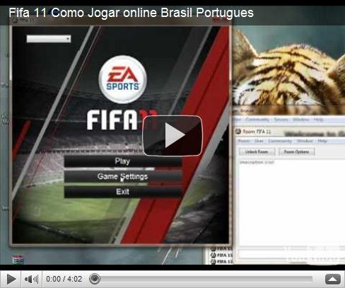 FIFA 11: Jogar Online pelo Gameranger fifa11 tutoriais