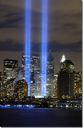 Twin-Towers-night-lights-memorial