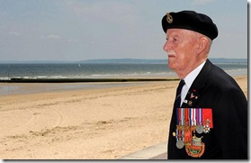 D-Day Veteran returns to Normandy