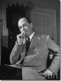 LIFE: CS Lewis thinking