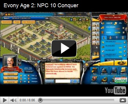 NPC level 10 capture video - Stopped at loyalty 40 as its obvious from
