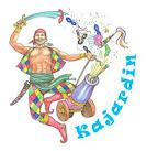 kajardin, simbolo del carnevale di agropoli