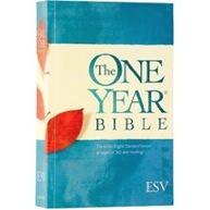 ESV 0ne year