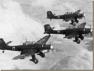 Junkers JU87 'Stuka'