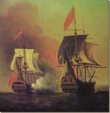 Anson captures the Manila Galleon