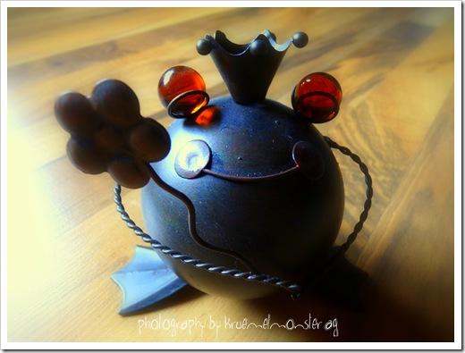 (Frosch)königliche Kreativität (2)