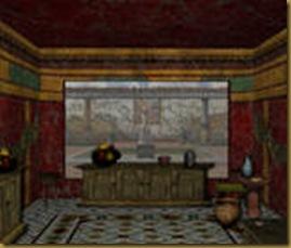 Roman Town Room