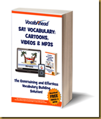 VocabAhead book picture