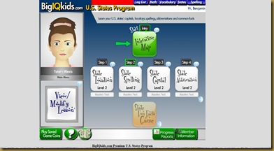 Big IQ Kids states program