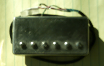 Seymour Duncan Seymour Duncan TB-4 Trembucker spaced JB w/nickel cover