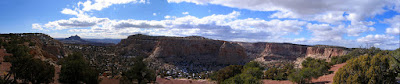 160-degree panorama of Devil's Hole