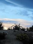 Bike on Cove Rim Trail