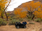 ATV near Wild Horse Creek