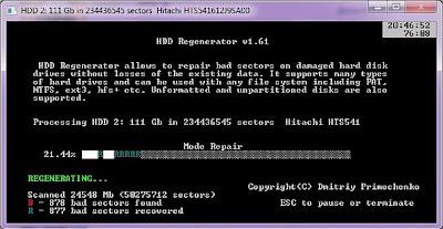 HDD Regenerator scr 02