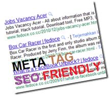 meta tag blogger yang bagus