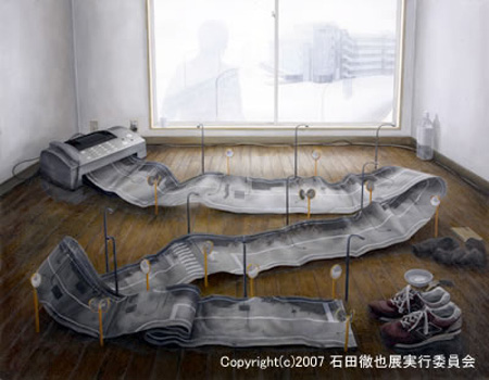 Incredible Paintings by Tetsuya Ishida 17