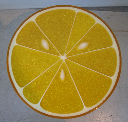 Orange Slice Table 2