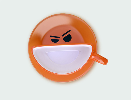 Creative Smilecup by Studio Psyho 4