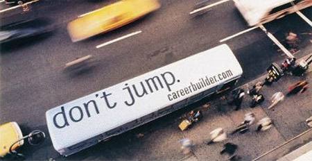 CareerBuilder Advertisement